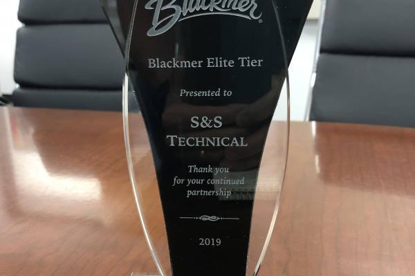 2019 Blackmer Elite Tier System Integrator