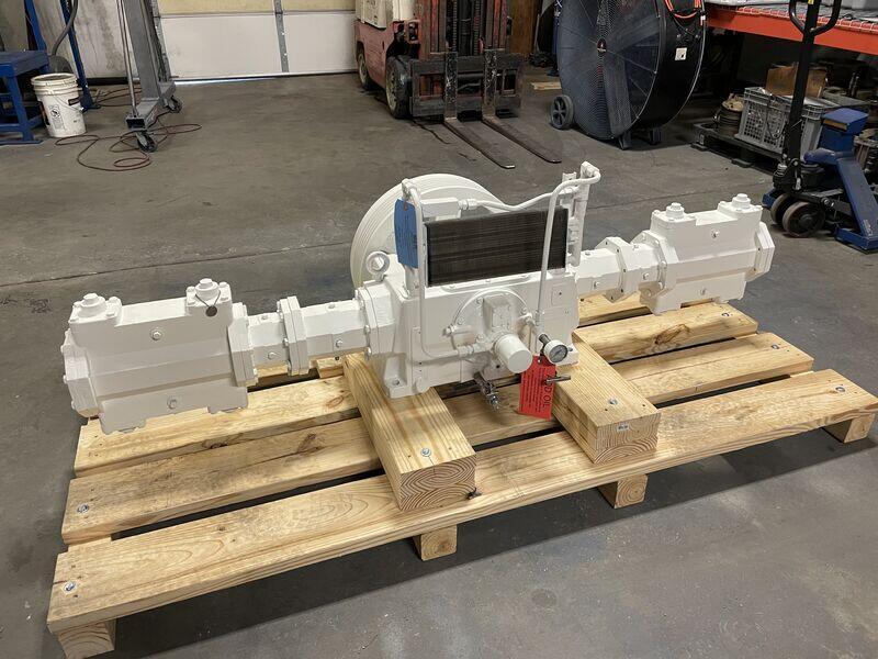 Complete Corken Compressor Overhaul