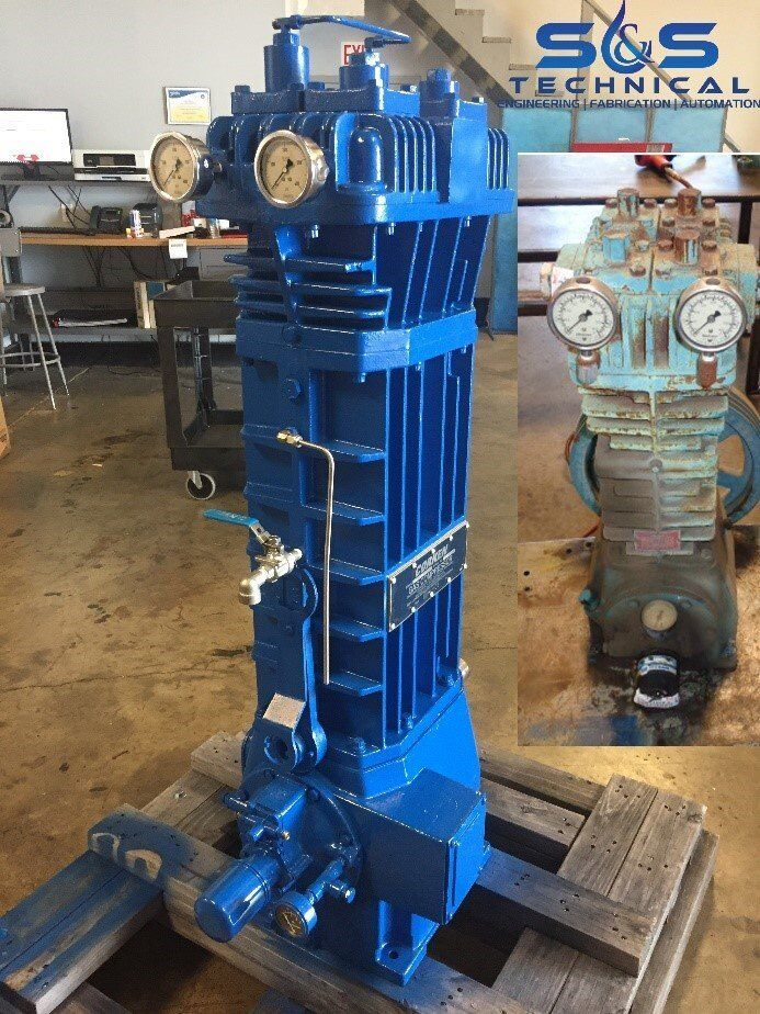 Blackmer compressor rebuild, Blackmer pump rebuild, Blackmer pump, Blackmer pump parts, Blackmer compressor parts,