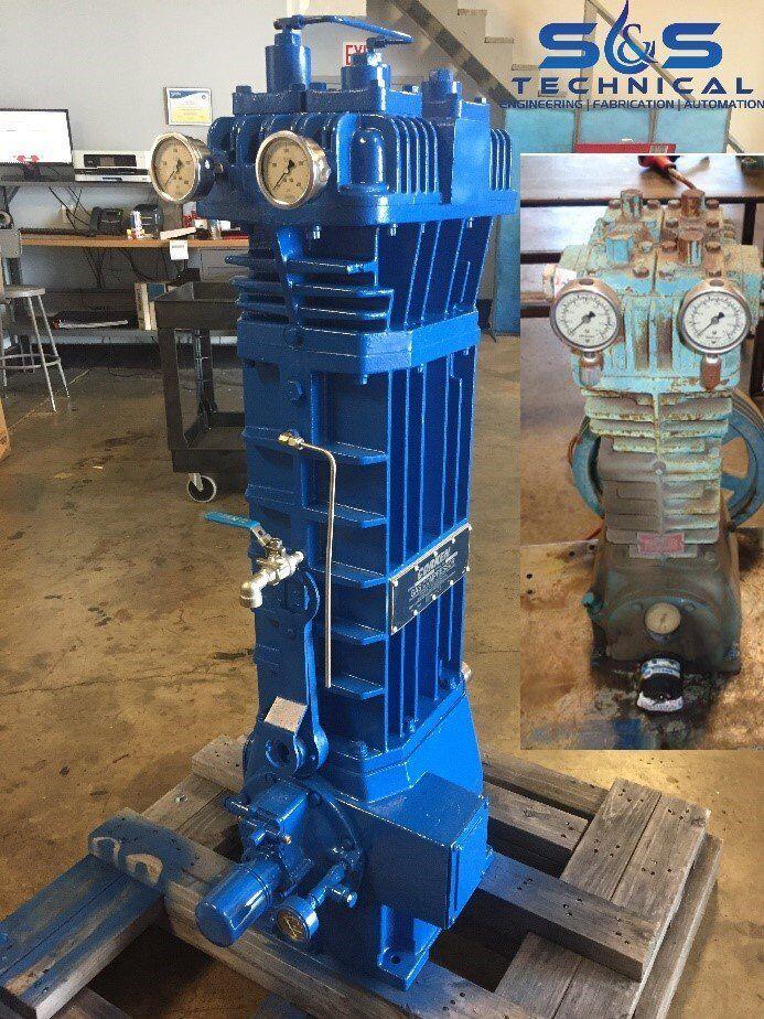Blackmer compressor rebuild, Blackmer pump rebuild, Blackmer pump, Blackmer pump parts, Blackmer compressor parts,