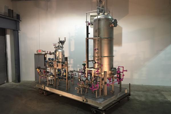 Ethyl Chloride_Chemical_transfer_Metering_Level Sensors