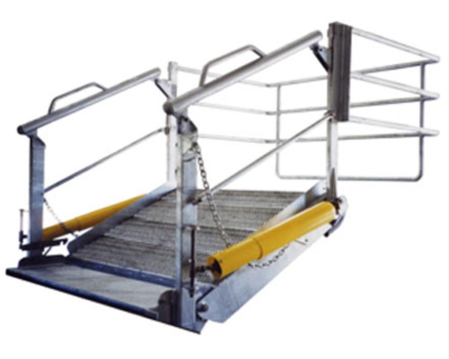 Flat Ramp Gangway