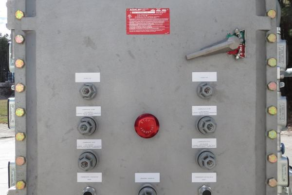 natural-gas-boosting-explosion-proof-control-panel