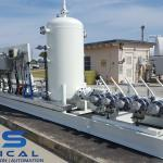 Truck-loading-skid-system