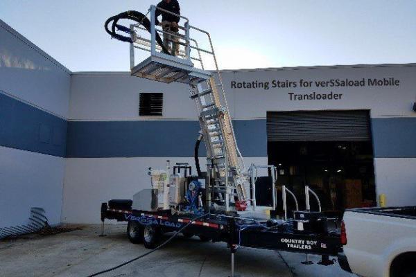 Portable transloader, mobile transloader-2