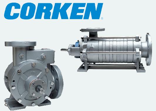Corken Compressor Parts
