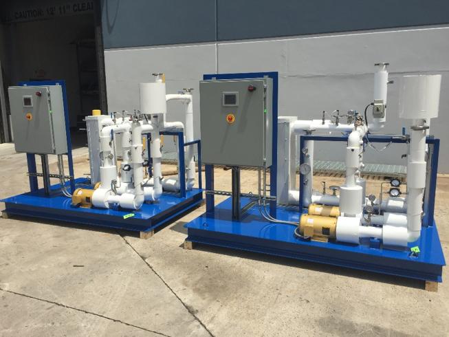 heat exchanger system