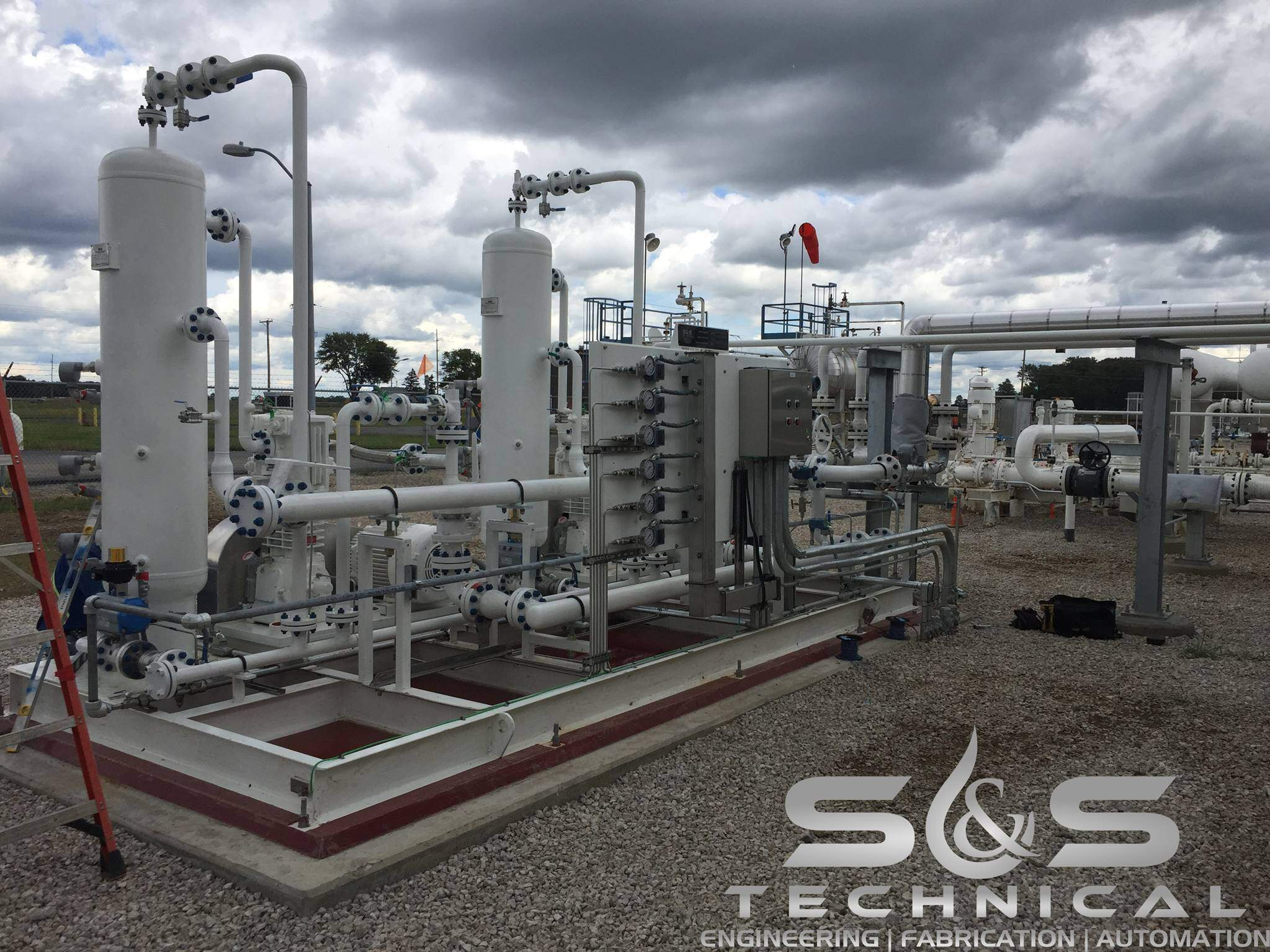 Packaged Compressor Systems - S&S Technical, Inc