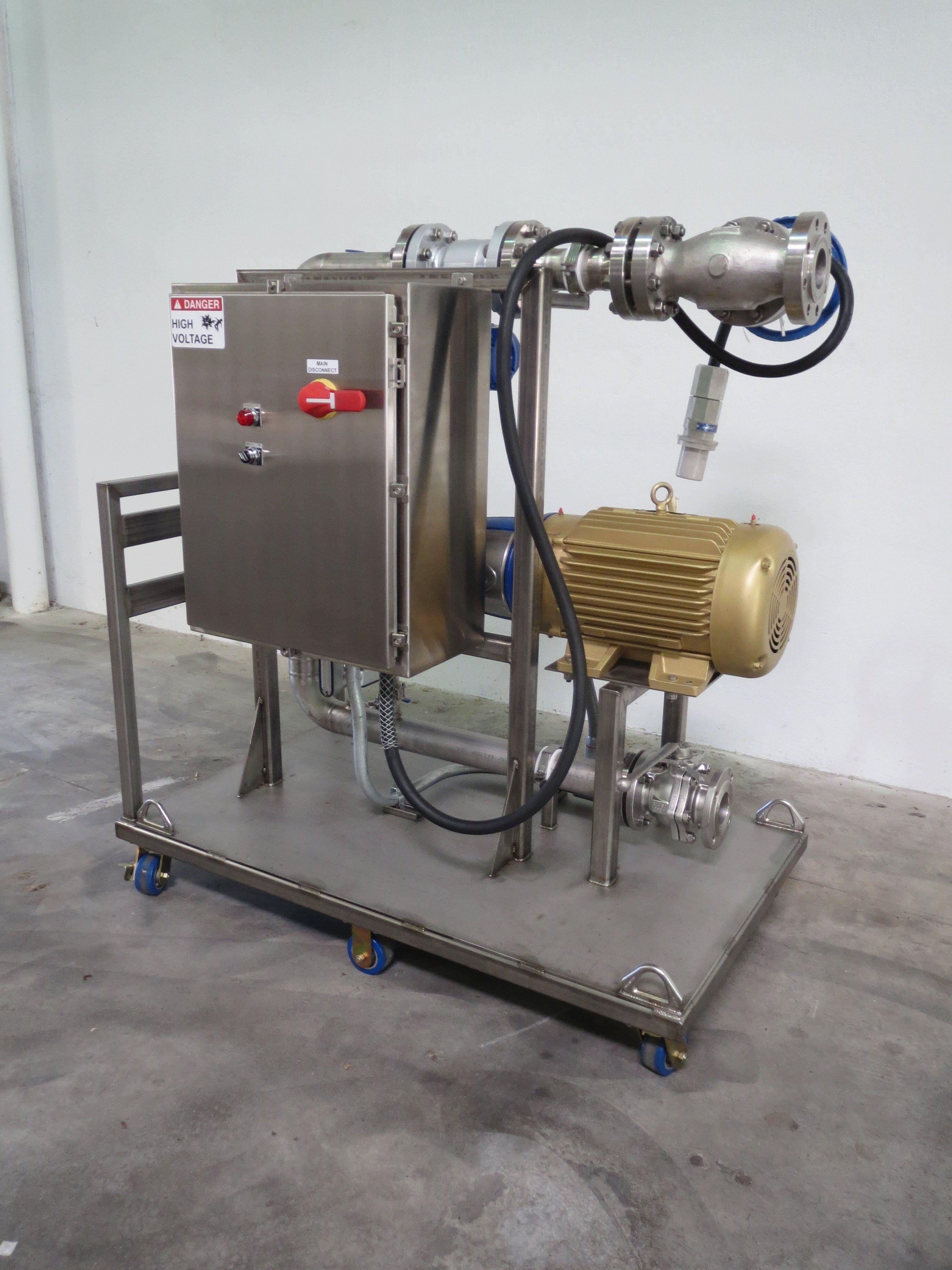 Chemical Transfer Skids S Amp S Technical Inc