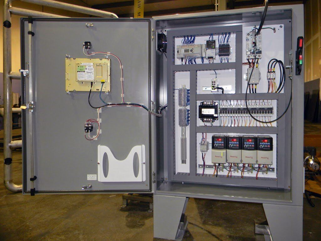 Control Automation Systems S Amp S Technical Inc